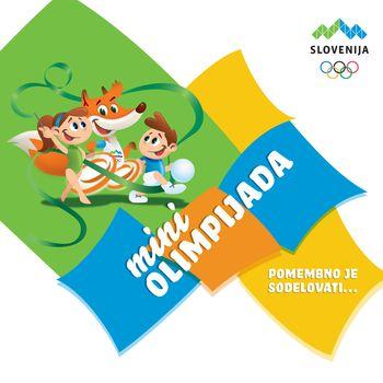 Mini olimpijada na Škofljici
