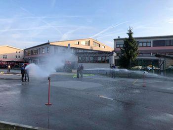Aktivni gasilci na Polzeli