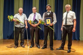 Na slavnostni akademiji podelili občinska priznanja