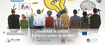 V RIC-u Novo mesto pričel delovati Karierni center za mlade 2019 – 2022