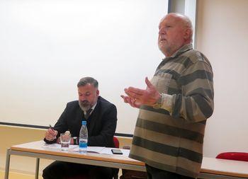 Pravni nasveti in razstava v Univerzi za starejše