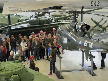 Obisk Parka vojaške zgodovine v Pivki