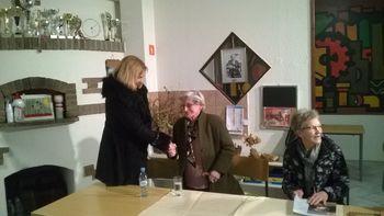 Življenjski spomini in aktivnosti Marije Šuligoj Kogoj