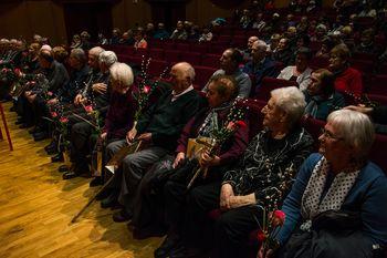 Občni zbor Društva upokojencev Deskle Anhovo