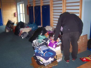 Akcija: Zbiranje sredstev pomoči potrebnim osebam po poplavah