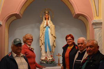 Obnova kapele v Kokoričih