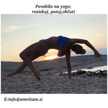 Dinamična yoga za telo in duha
