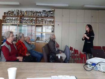 Strokovno predavanje o nasilju nad starejšimi