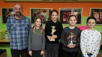 Medobčinsko in področno ekipno šolsko prvenstvo v šahu