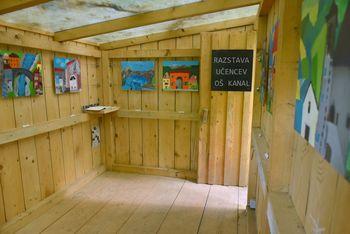 Park Pečno -  navdih za mlade umetnike