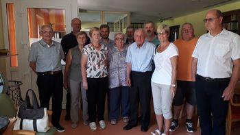 Gospod Konrad Kramberger – praznovanje 90. rojstnega dne