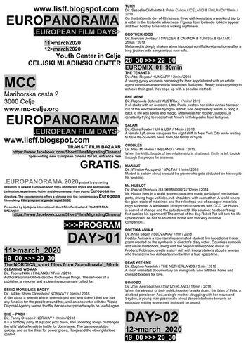MCC gostuje Europanoramo 2020