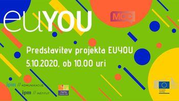 Predstavitev projekta EUYOU
