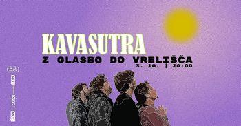 Kavasutra | Z glasbo do vrelišča