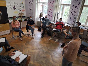 Projekt »Mladi v praksi« zaključil s prvim delom usposabljanja