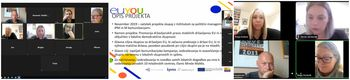 V Celjskem mladinskem centru izvedli prvo aktivnost projekta EUYOU