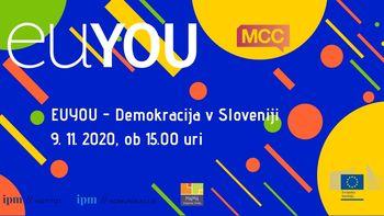EUYOU - Demokracija v Sloveniji in EU