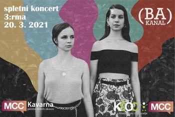 Spletni koncert 3:rma   Ba kanal