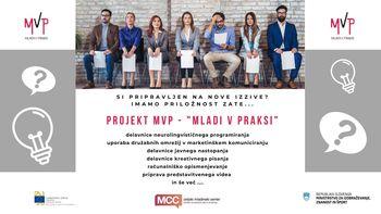 V drugi sezoni projekta Mladi v praksi, izbrali 8 mladih brezposelnih
