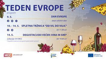 Teden Evrope v Celjskem mladinskem centru