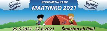 Nogometni kamp Martinko 2021