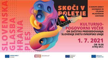 Slovenski večer ob začetku predsedovanja Svetu Evropske unije