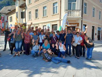 Strokovna ekskurzija Kulturnega društva Lovrenc