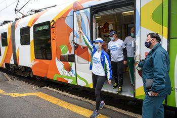 Olimpijski duh zavel tudi čez Borovnico