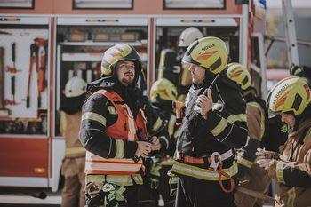 Velika gasilska vaja tokrat v Centru mobilnosti Špan