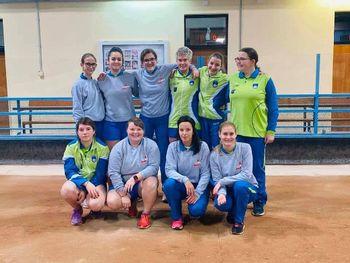 Evropsko prvenstvo v balinanju za ženske  - Ljubljana 2020