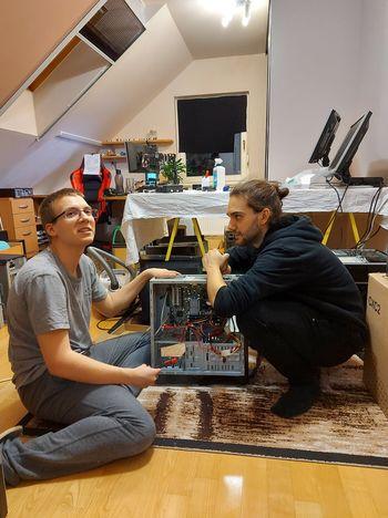 Creatusov intervju z ustvarjalcema novega upanja - Luko in Žanom