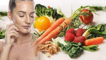 Zelišča in hrana za kožo