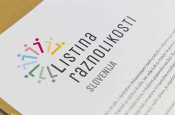 Slavnostno podpisovanje Listine raznolikosti Slovenija