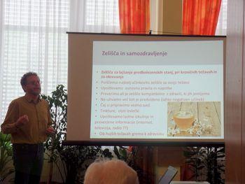 Predstavitev zdravilnih zelišč
