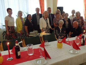 97 let gospe Alojzije Vovk