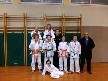 DBV IPPON uspešen na 1. krogu slovenskega pokala v JU JITSU