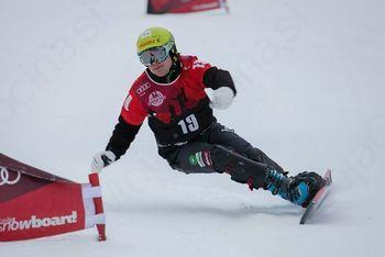 Deskar Črt Ikovic 7. na FIS tekmi v Avstrijskem Falkertu