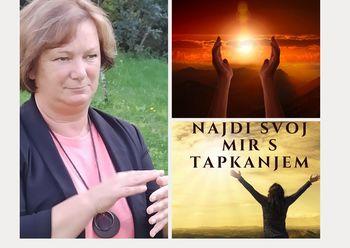 Prebudi znova svoj mir v sebi s pomočjo metode EFT