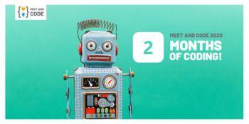 Meet and Code 2020 – Prijavite se zdaj!