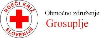Vabilo novim prostovoljcem - Rdeči križ Grosuplje
