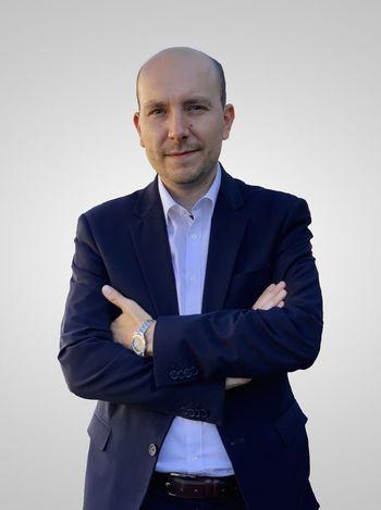 Dejan Valentinčič, državni sekretar na Uradu za Slovence v zamejstvu in po svetu