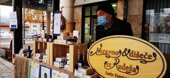 Razširjena tržnica v Sevnici