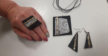 V MC Sevnica smo oblikovali nakit iz polimerne mase