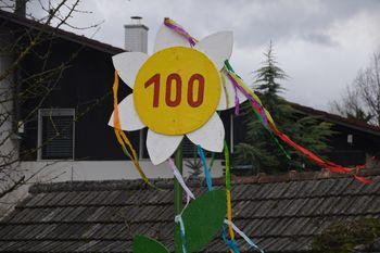 Naša občanka je praznovala stoti rojstni dan