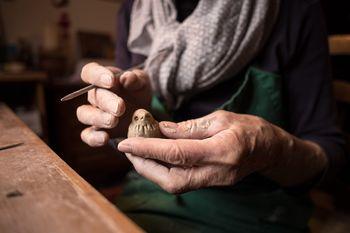 Delavnica keramike