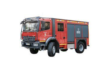 Prekopsko gasilsko vozilo – 2. del