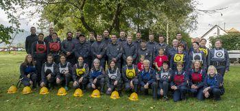 Prekopski gasilci na tekmovanju GZ Žalec