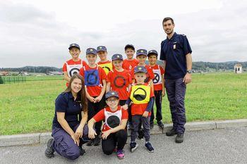 Tekmovanje mladih gasilcev