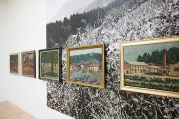Javno vodstvo po razstavi Pečkov Slovenj Gradec