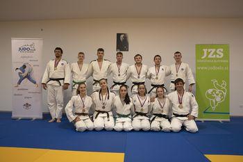 JUDO- Korošci do 9 odličij na državnem prvenstvu v judo katah